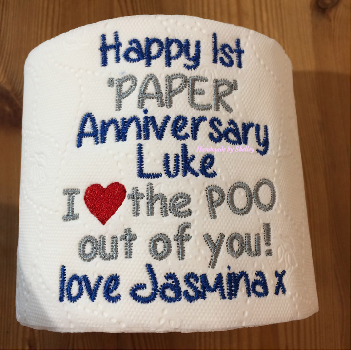 First wedding anniversary gift ideas paper the wedding for Paper gift ideas for anniversary