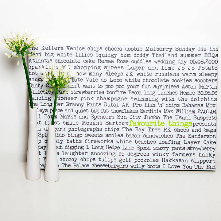 First wedding anniversary gift ideas paper the