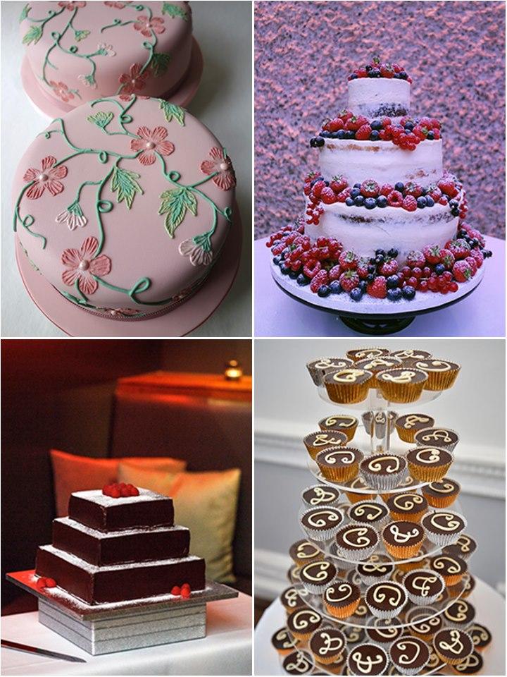 Gluten free wedding cakes